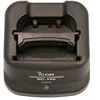 Icom BC146 01 drop in trickle charger TRAY ONLY Icom drop in trickle charger F11, F21, F3G, F4G, F30G, F40G (Requires AC Adapter BC-147 SOLD SEPARATELY)