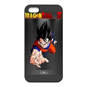 Goku Dragon Ball Z Anime iPhone 4 4s Cell Phone Case Black TPU Phone Case SY_815871