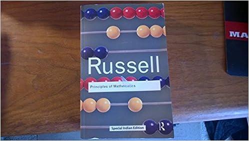 Book Principles of Mathematics