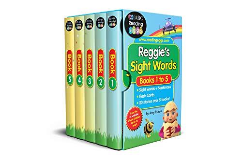 Reggie's Sight Words Box Set: US ()