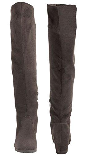 Elara - botas clásicas Mujer Grau New York