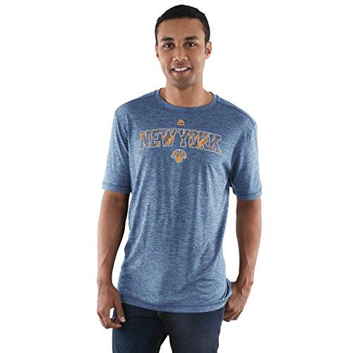VF New York Knicks NBA Men's Future Highlight Play Performance T-Shirt -