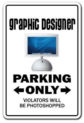 Graphic Designer Sign | Indoor/Outdoor | Funny Home Décor for Garages, Living Rooms, Bedroom, Offices | SignMission Gift Advertising Logo Commercial Art Funny Sign Wall Plaque Decoration