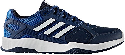Adidas Originals Mens Duramo 8 M Cross-trainer Schoen Collegiale Marine / Wit / Blauw