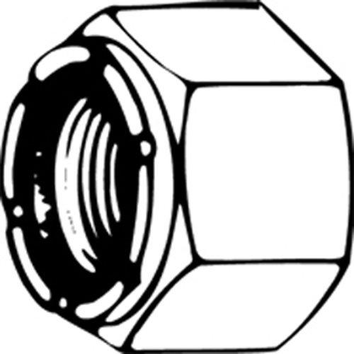 Handi Man Locknut (Handi-Man Marine B182 10-24 Locknut - Pack of 100)