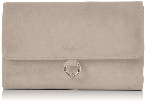 Van Dal Damen Hebe Tasche, One Size Off-white (Fawn Suede)