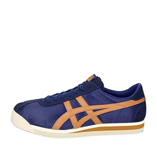 Blue Asics D747n Baskets Corsair 4931 Tiger 44 54q46Yxr