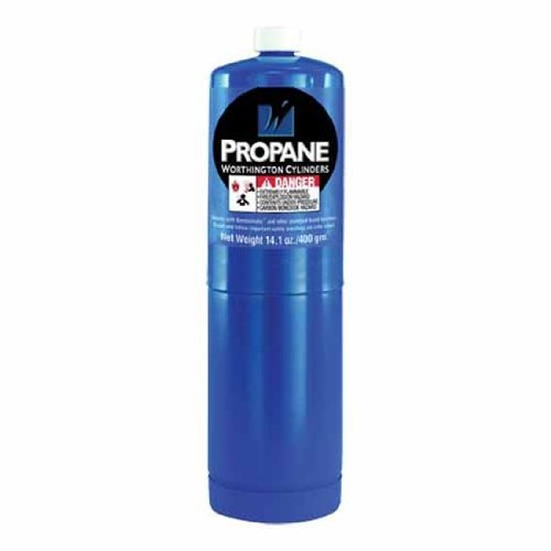 - Ez-Flo 85353 Propane Fuel Cylinder