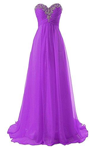 Longues Robes De Demoiselle D'honneur Perles Des Femmes De Mariée Anna Robes De Soirée Jaune