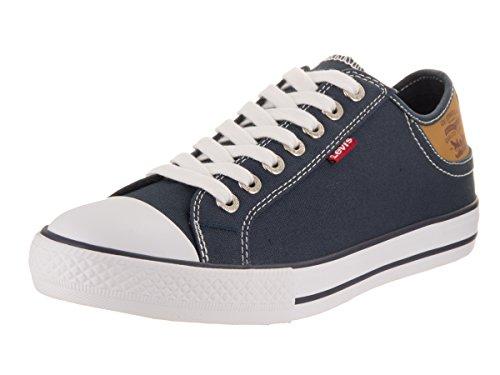 Levis Stan Buck Heren Sneaker Navy / Bruin