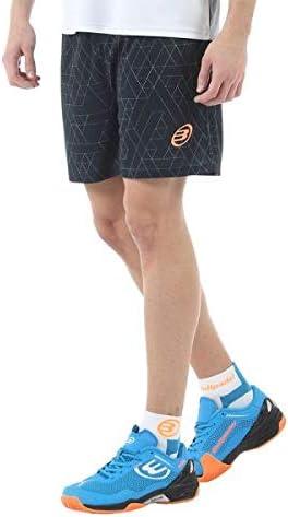 Bull padel Pantalon Corto BULLPADEL Inter Azul Marino: Amazon.es ...