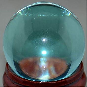 FidgetGear Boule de Cristal en Pierre pr/écieuse Naturelle 30 mm Red Jasper 1