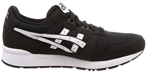 8 M White Black Shoes Gel US D Lyte ASICS HTvqav