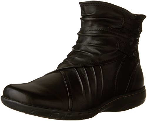 Rockport Cobb Hill Women's Pandora Boot, Black, 7.5 W US by Cobb Hill
