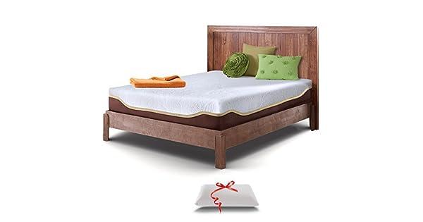 Amazon.com: Live and Sleep Resort Elite Colchón de espuma ...