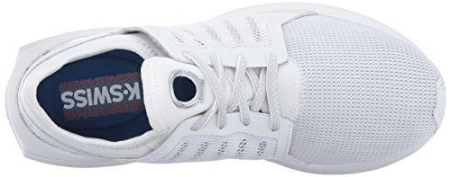 K-swiss Damesbuizen Millennia Cmf Sneaker Wit / Dawn Blue