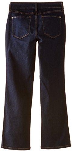 Dark Denim NYDJ Bleu Jeans Femme P95476LT FwZwngq7IX
