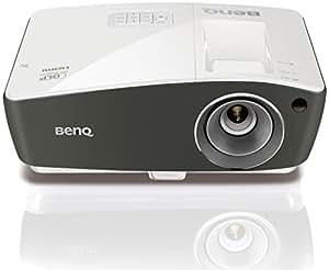 BenQ TH670 - Proyector DLP 3D FullHD (3000 lumens, HDMI, altavoz incorporado), color blanco, color blanco y negro