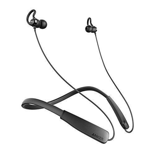 Anker SoundBuds Lite Bluetooth Headphones, Wireless Lightweight Neckband...