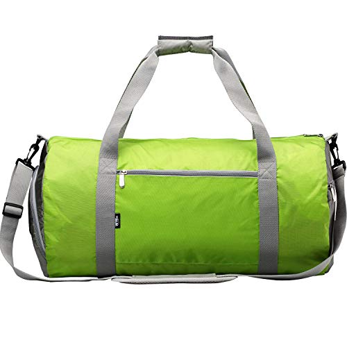 Gym Bag with Wet Pocket & Shoes Compartment Sports Duffel Bag for Men and Women (Gym Bag Racket)