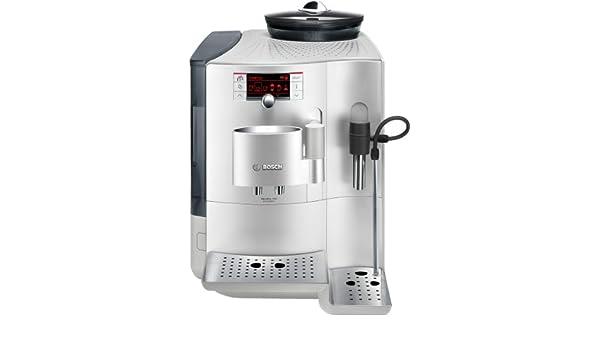 Bosch TES71151DE - Cafetera automática, color plateado ...
