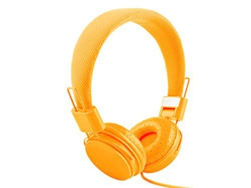 WIM Headband Lightweight Headphones Microphone