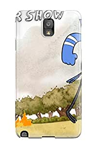 Case Cover Regular Show Fashionable Case For Galaxy Note 3