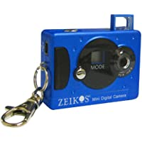 Zeikos ZE-KDC31-BL Mini Digital Keychain Camera (Blue) Review Review Image