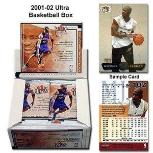 Fleer Ultra Basketball Hobby Box - 3