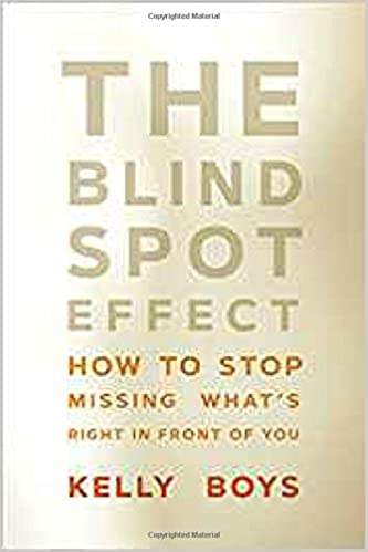 Shedding Light On Developmental Blind >> The Blind Spot Effect How To Stop Missing What S Right In Front Of
