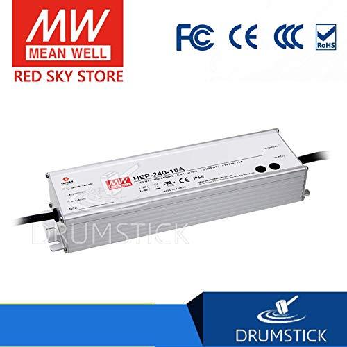 Utini HEP-240-12A 12V 16A HEP-240 12V 192W Single Output Switching Power Supply