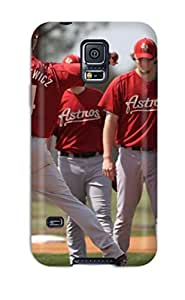 Best 3208723K619595835 houston astros MLB Sports & Colleges best Samsung Galaxy S5 cases