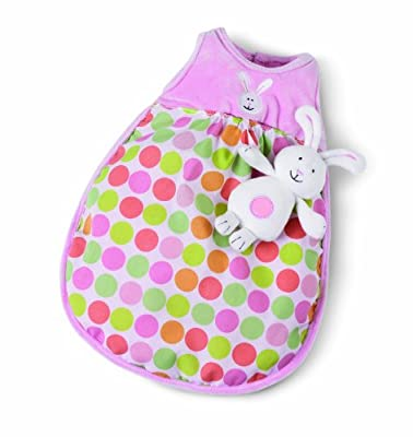Manhattan Toy Snuggle Sleep Sack for Baby Stella from Manhattan Toy