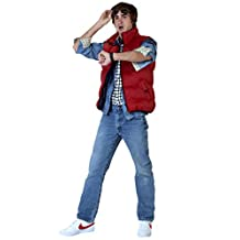 Back to the Future Marty McFly Costume - M