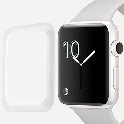 Aluminum Alloy Back Case for Apple Watch 42mm (Black) - 7