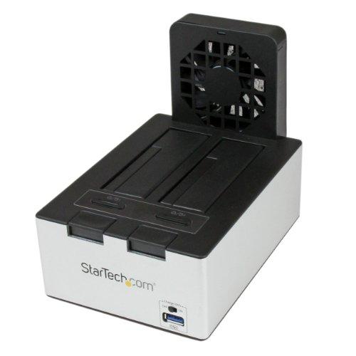 StarTech com Docking Station Charge SDOCK2U33HFB