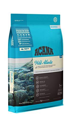 ACANA Regionals Dry Cat Food, Wild Atlantic, Biologically Appropriate & Grain Free (Best Food For British Shorthair)