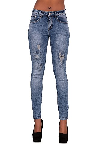 Blue Blue Glook Jeans Glook Donna Jeans Glook Jeans Blue Donna Donna qxgUBB