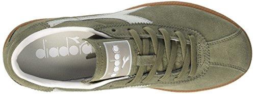 Tokyo Sneaker Uomo Verde Verde Alluminio Vetivergrigio Diadora 1zfxZz