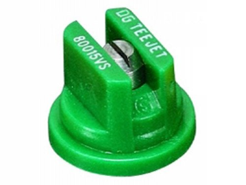 TeeJet DG110015-VS Drift Guard Spray Tip, Stainless Steel - Green ()