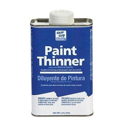 Klean-Strip PA12779 Paint Thinner, 1-Pint