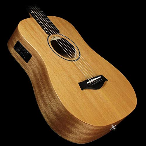 Taylor Guitars Baby Mahogany-e Acoustic-Electric - Guitar Baby Taylor