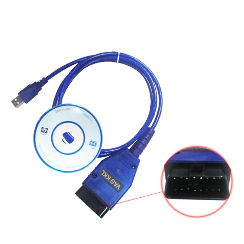 OBD II 2 409 1 OBD2 Cable VAG COM product image