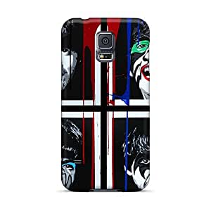 VIVIENRowland Samsung Galaxy S5 Shockproof Hard Phone Case Custom Lifelike The Beatles Skin [cdU6608JuQq]