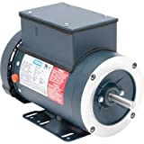 Leeson Pressure Washer Pump Electric Motor - 2 HP, 3600 RPM, Model# 116509