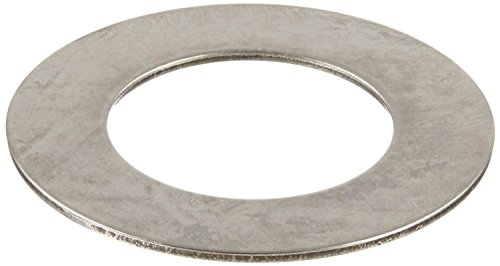 1 Thrust Washer (SKF AS 1528 Thrust Roller Bearing Washer, Metric, 15mm Bore, 28mm OD, 1mm Width)