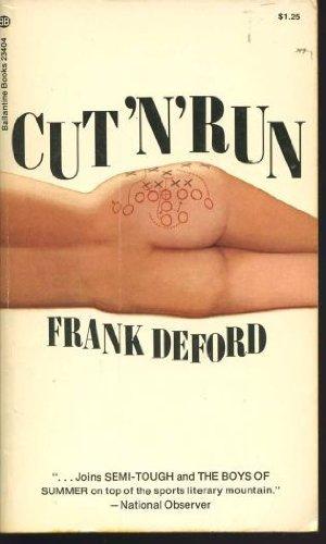 book cover of Cut \'n\' Run