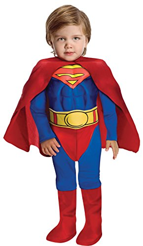superman+costumes Products : UHC Boy's Superman Muscle Chest Toddler Fancy Dress Halloween Costume