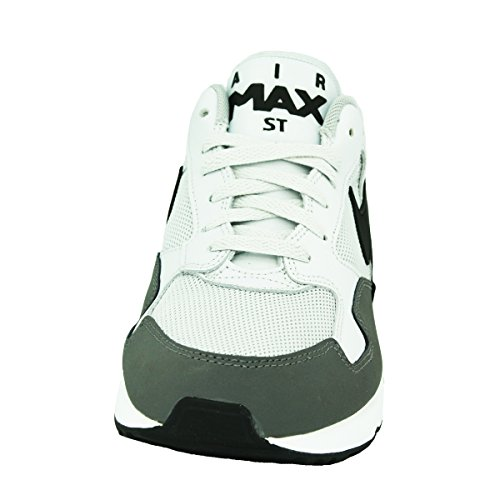 Nike Air Max St Heren Loopschoenen, Puur Platina / Zwart-koel Grijs-basis Grijs Zuiver Platina / Zwart-koel Grijs-basis Grijs
