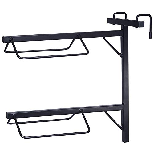 - Breakdown Traveling Saddle Rack Double